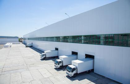 Sprzątanie centrów logistycznych / centrów dystrybucji